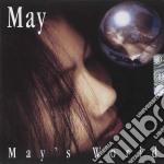 May - May's World cd musicale di MAY