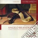 Angelo Branduardi - Futuro Antico V cd musicale di Angelo Banduardi