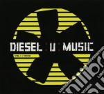 Diesel U-music Vol 1 Rock cd musicale