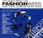 Fashion Week - Best Parties cd musicale di ARTISTI VARI