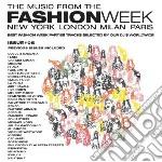 Fashion Week - Issue#5 cd musicale di ARTISTI VARI