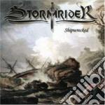 Stormrider - Shipwrecked cd musicale di STORMRIDER