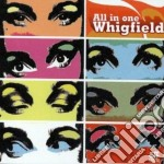 Whiglfield - All In One cd musicale di WHIGFIELD