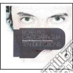 TEN DIRECTORS                             cd musicale di Roberto Cacciapaglia