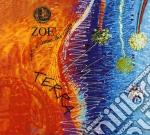 Officina Zoe - Terra cd musicale di Zoe Officina