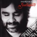 Andrea Bocelli - Sentimento cd musicale di Andrea Bocelli