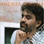 Andrea Bocelli - Cieli Di Toscana cd musicale di Andrea Bocelli