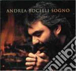 Andrea Bocelli - Sogno cd musicale di Andrea Bocelli