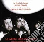 Avion Travel - La Guerra Vista Dalla Luna cd musicale di Travel Avion