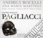 Andrea Bocelli - Pagliacci cd musicale di Ruggiero Leoncavallo