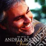 Andrea Bocelli - The Best Of Andrea Bocelli - Vivere cd musicale di Andrea Bocelli