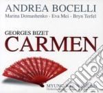 CARMEN (2 cd) cd musicale di Andrea Bocelli