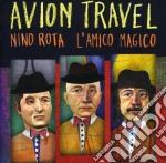 NINO ROTA, L'AMICO MAGICO (CD+DVD) cd musicale di Travel Avion