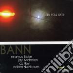 (LP VINILE) As you like [lp] lp vinile di BANN