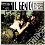 Il Genio - Vivre Negli Anni X cd musicale di Genio Il