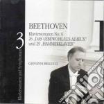 Beethoven- Sonate Per Pianoforte V. 3 cd musicale di Beethoven