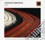 Leopoldo Sebastiani - Night cd musicale di SEBASTIANI LEOPOLDO