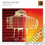 Simone Zanchini - Fuga Per Art cd musicale di ZANCHINI SIMONE