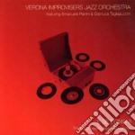 Verona Improvisers Jazz Orchestra - E Se Domani cd musicale di VERONA IMPROVISERS J