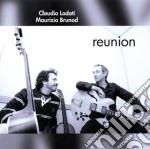 Claudio Lodati / Maurizio Brunod - Reunion cd musicale di Lodati/mauri Claudio