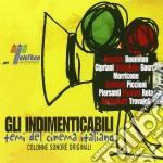 Aa.Vv. - Gli Indimenticabili Temi Del Cinema Italiano cd musicale di ARTISTI VARI