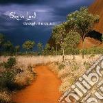 Sky In Land - Through The Desert cd musicale di Sky in land