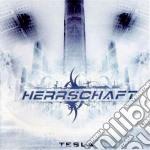 Herrschaft - Tesla cd musicale di HERRSCHAFT
