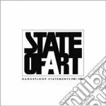 State Of Art - Dancefloor Statements cd musicale di STATE OF ART