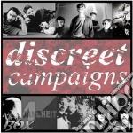 (LP VINILE) Discreet campaigns lp vinile di Artisti Vari