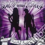 Dr. Freak & Mr. 4 - Rock  N  Roll Brotherhood cd musicale di Dr. freak & mr. 4