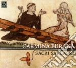 Sacri sarcasmi cd musicale di Burana Carmina