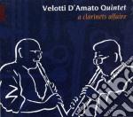 Velotti / D'Amato - A Clarinets Affaire cd musicale di D'amato Velotti