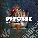 CATTIVI GUAGLIUNI cd musicale di 99 Posse