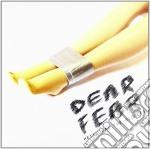(LP VINILE) Dear fear lp vinile di Heike has the giggle