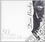 Don Backy - 50 Anni Di Mestiere Delle Canzoni cd musicale di Backy Don