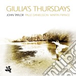 John Taylor - Giulia's Thursdays cd musicale di John Taylor