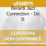 DO IT! cd musicale di BERARDI JAZZ CONNECTION