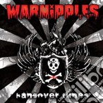Warnipples - Hangover Tunes cd musicale di Warnipples