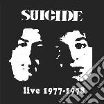 LIVE 1977-1978 (BOX 6CD) cd musicale di SUICIDE