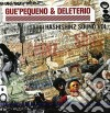 Gue' Pequeno & Deleterio - Hashishinz Sound Vol.1 cd