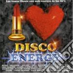 I love disco energy 1 cd musicale di Artisti Vari