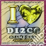 I Love Disco Diamonds Vol. 43 cd musicale di Artisti Vari