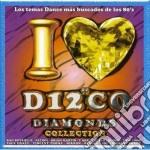 I Love Disco Diamonds Vol. 44 cd musicale di Artisti Vari