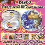 I LOVE DISCO 80'S VOL.3 cd musicale di ARTISTI VARI