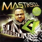 Mastiksoul - Run 4 Number One cd musicale di MASTIKSOUL