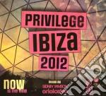 Privilege ibiza 2012 cd musicale di Artisti Vari