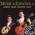 Vicente / Lostalo - Musica Española cd musicale di Lost Vicente sergio