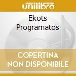 EKOTS PROGRAMATOS cd musicale di ARVANITAKI ELEFTHERI