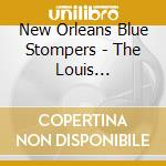 New Orleans Blue Stompers - The Louis Armstrong Musical Story cd musicale di NEW ORLEANS BLUE STO