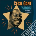 Cecil Giant - The Complete Recordings 1945-1946 cd musicale di GIANT CECIL